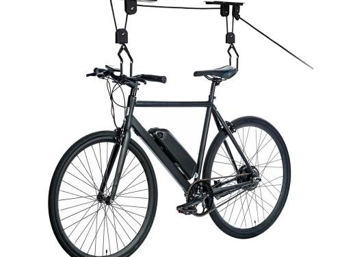 Soporte De Techo Para Bicicletas Roldanas Frenos