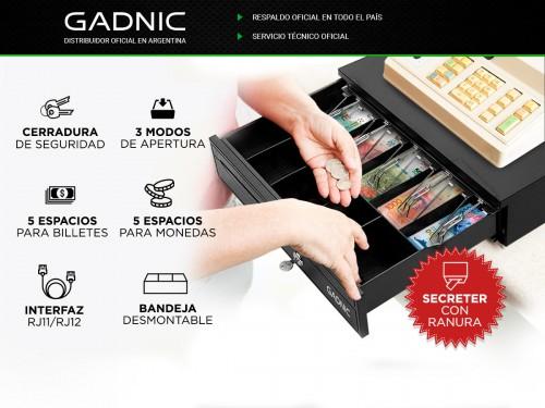 Caja Registradora GADNIC