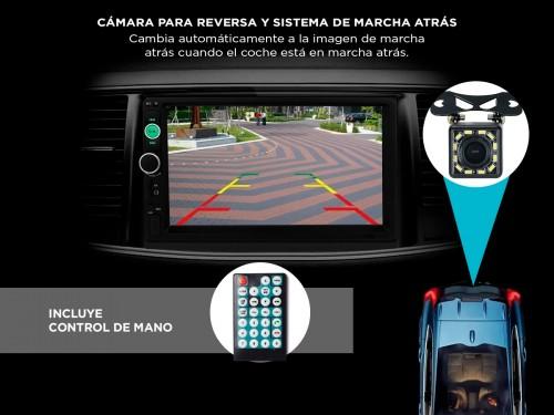 Estereo para Auto Gadnic ESTERE02 Pantalla 7