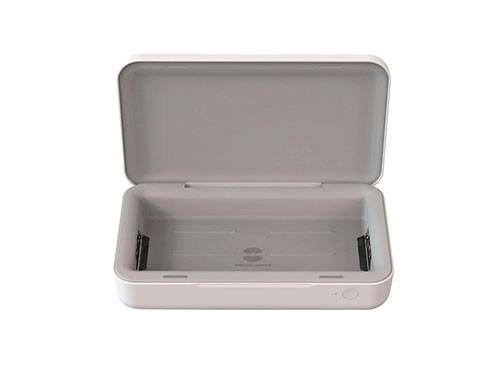 Cargador Samsung Esterilizador UV con Carga Inalambrica