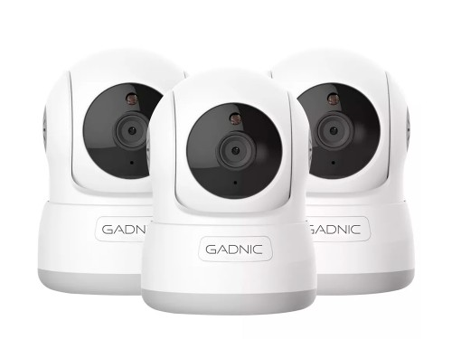 Cámaras de Seguridad Gadnic SX10 x3 IP WiFi Domo Motorizado Full HD Vi