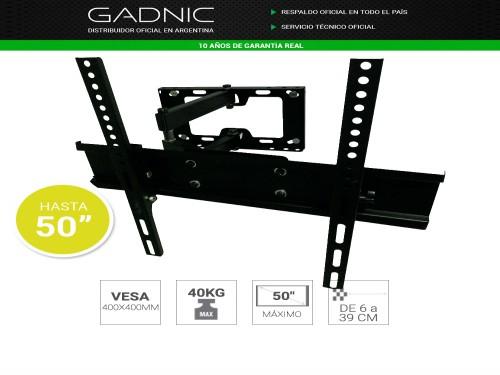 """Soporte Tv LCD/LED Gadnic SP8  Hasta 50"""""""