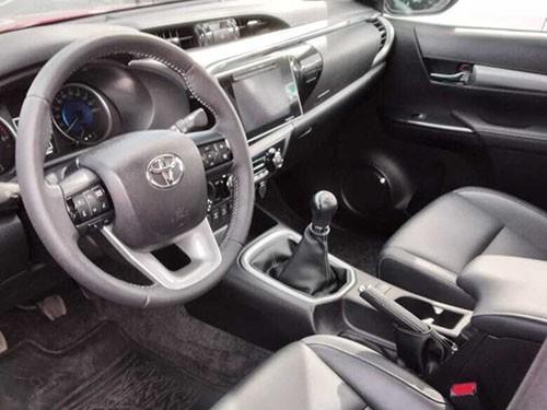 Toyota Hilux 2.8 TDI C/D SRX 4WD - 2018