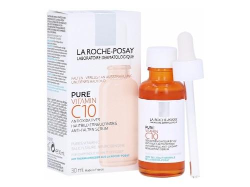 Serum Pure Vitamin C10 La Roche-Posay - 30ml