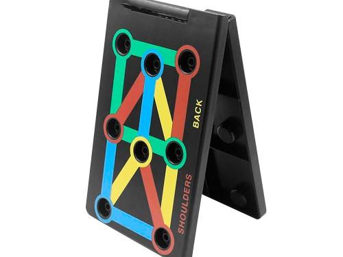 Sistema De Flexiones De Brazos Gadnic Portable