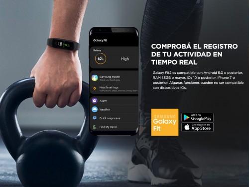 Smartwatch Samsung Galaxy Fit 2 R220 Reloj Bluetooth