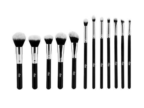 Set de Brochas Maquillaje Cosmetica Gadnic B12 x12