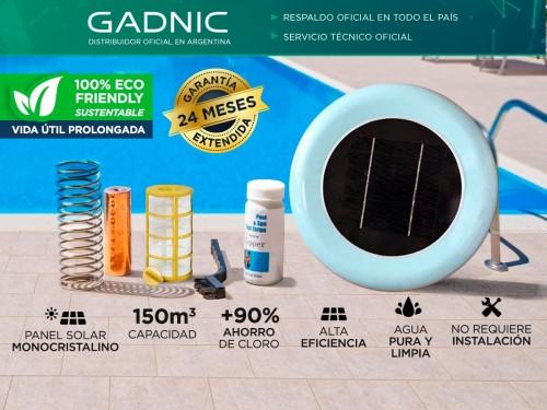 Ionizador Solar Gadnic IH2O Pro Antisarro Sustentable 150.000Lts