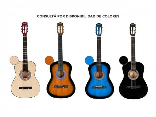 Guitarra Criolla Gadnic 39 COLOR