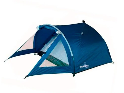 Carpa Camping Automatica Impermeable 2 Personas Hummer Chalten