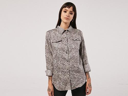 Camisa de mujer Lane Honky Tonk