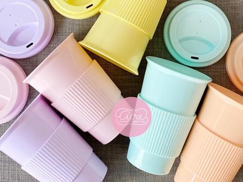 Vaso termico Sandy Pastel