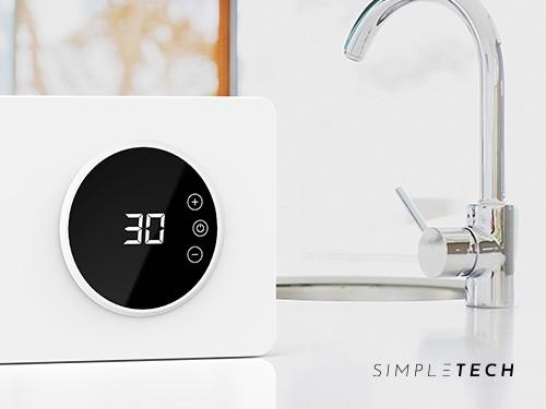 Ozono Smart Max | Ozonizador y Sanitizante de Ambientes y Agua 400mg/h