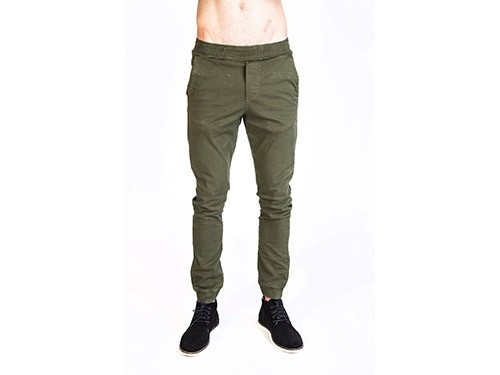 Pantalon jogger de gabardina Jog Road- Kout Hombre