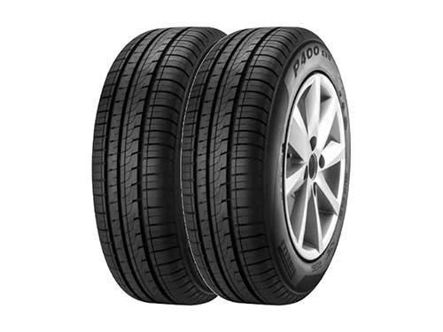 Combo X2 Neumaticos Pirelli 175/65r14 P400ev 82h Cuotas