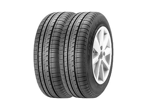 Combo X2 Neumaticos Pirelli 195/55r15 Formula Evo 85h Cuotas