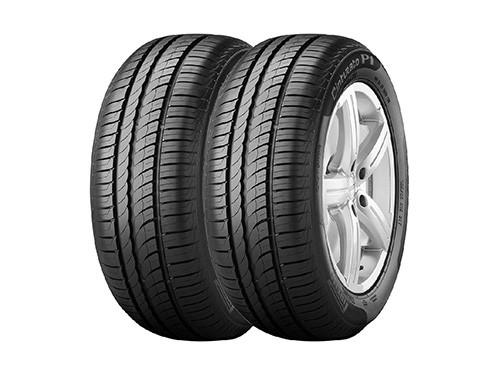 Combo X2 Neumaticos Pirelli 195/60r15 P1cint 88h Cuotas