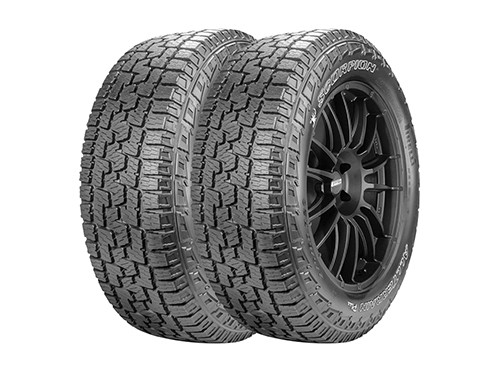 Combo X2 Neumaticos Pirelli 245/75r16 S-a/t+ 120r Cuotas