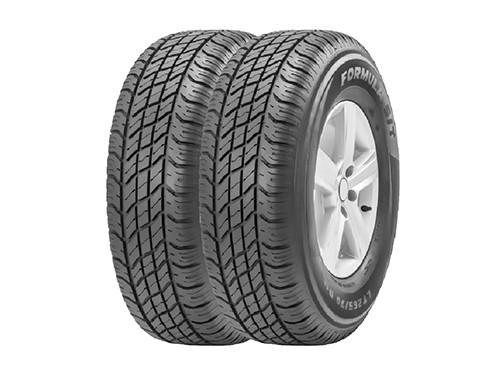 Combo X2 Neumaticos Pirelli 265/70r17 Formula S/t 112s Cuota