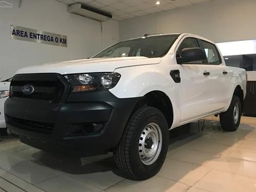 2DA CUOTA - Ford Ranger 2.5 XL 2WD CD - 2021