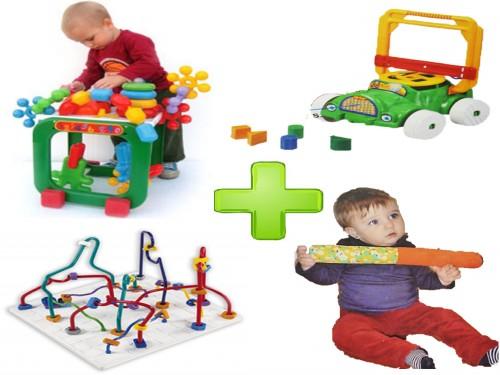Set Juegos Bebe Didacticos Primera Infancia Laberinto Mesa