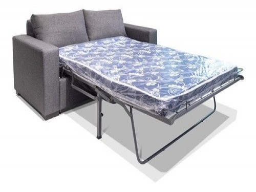 Sillon sofa cama 3 cuerpos con mecanismo 2 plazas (Incluye colchón)
