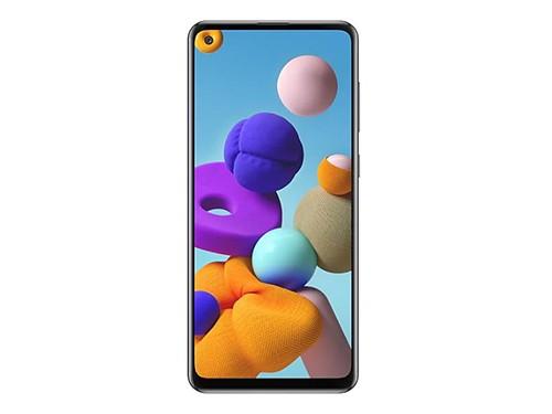 Celular Samsung Galaxy A21S  Black
