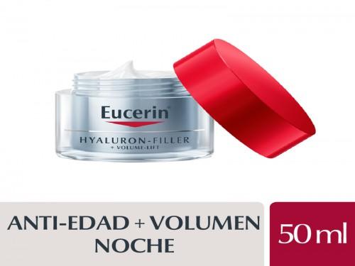 Eucerin  Hyaluron-filler + Volume Lift Noche X 50 Ml