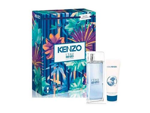 Kenzo L'eau Homme Cofre EDT 100ml