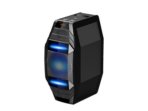 PARLANTE PCBOX RIOT 100W BT 1X6.5P+2X3P FM CT