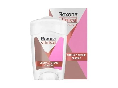 Desodorante en barra Clinical Classic Women - REXONA