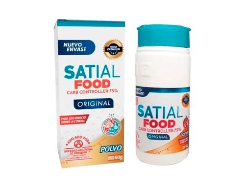 Suplemento dietario | Satial Food Polvo X 50 Gr. - SATIAL