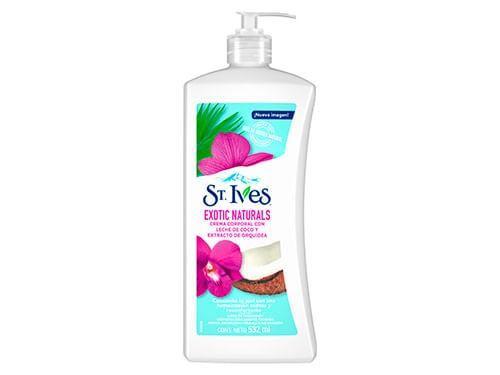 Cremas Seleccionadas de St. Ives a 30%