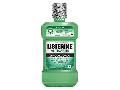 Productos Seleccionados de Listerine a 30%
