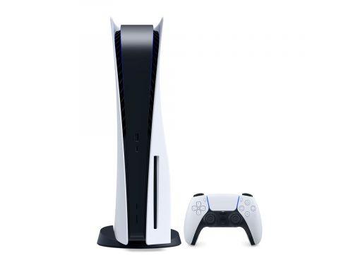Consola PS5 Sony Playstation 5 Edición Física (c/lectora y Joystick)
