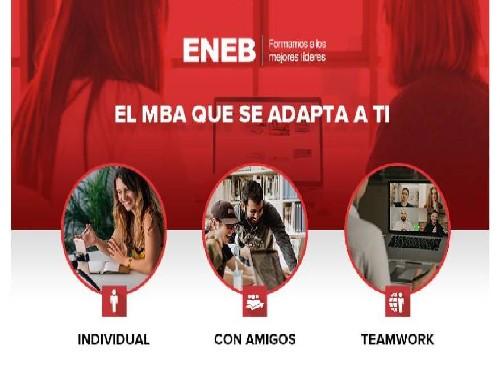 MBA con triple titulación en la Escuela de Negocios de Barcelona