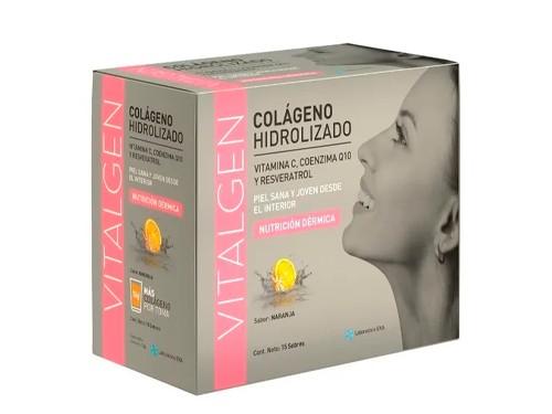 Suplemento Dietario | Vitalgen Colageno Hidrolizado x15 Sobres - ENA