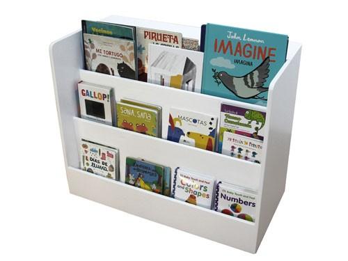 Librero Montessori con 6 estantes