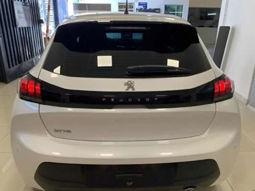 CUOTA PURA Peugeot 208 1.6L FELINE TIPTRONIC - 2021