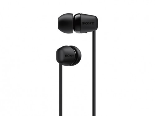 Auriculares In Ear Sony Bluetooth Inalámbricos WI C200 negro