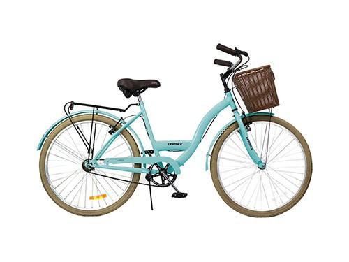 Bicicleta De Paseo Rodado 26 Dama Vintage