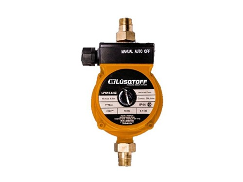 Bomba De Agua Presurizadora 220v 8.5m 30 Litros