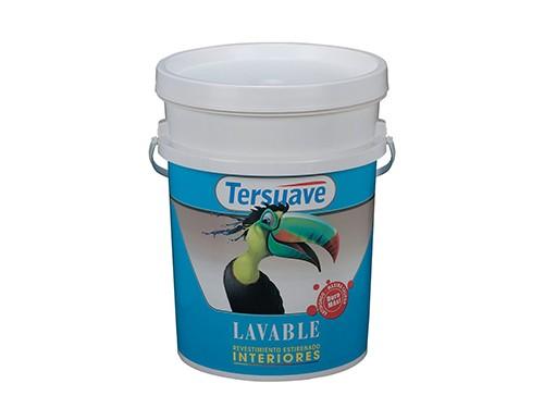 Latex Interior Lavable Mate Blanco 20 Lts Tersuave