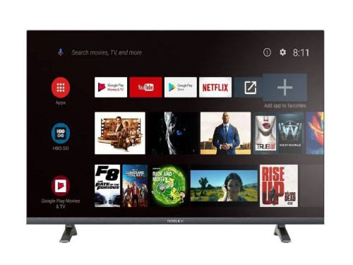 "SMART TV NOBLEX LED 32"" DM32X7000SMART NEGRO"
