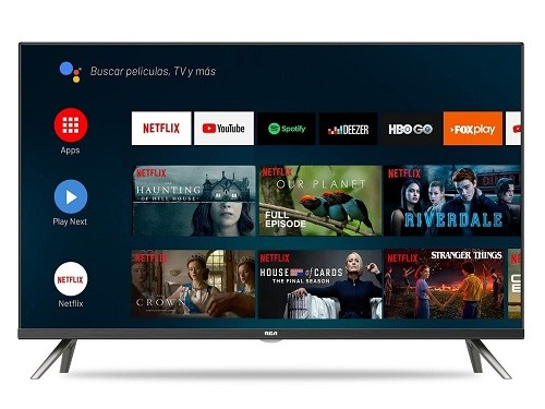 """SMART TV ANDROID RCA 32"""" AND32Y"""