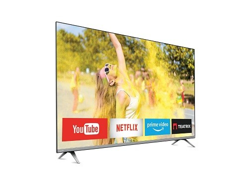 "SMART TV PHILIPS 58PUD6654/77 58"" LED 4K"
