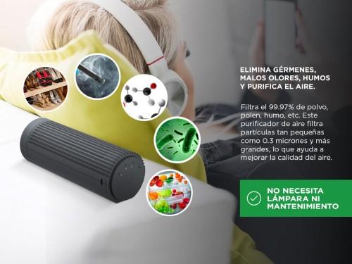 Ozonizador Gadnic O3P Pro 12mg/h Desinfectante y Antibacterial 300m3
