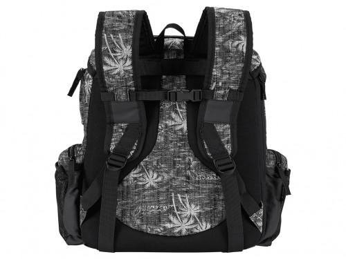 Mochila Waterlock Backpack III Negro Estampado