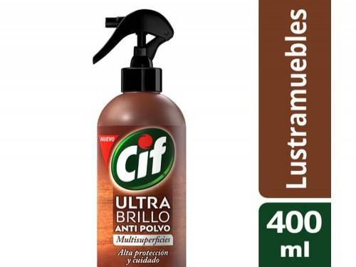 Ultra Brillo Cif 400 Ml