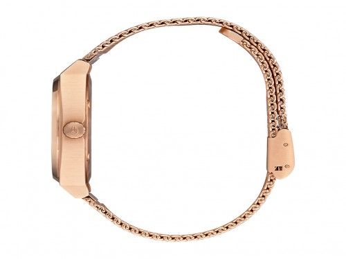 Reloj Analógico Time Teller Milanese All Rose Gold